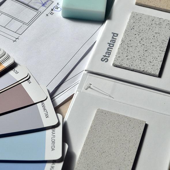 RAL-Farbton-Entwicklung